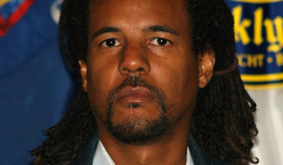 Colson Whitehead is grappig